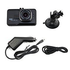 C206 Fuld HD 1920 X 1080 Bil DVR NTK 3 Tommer Dash Cam G-Sensor Parkeringsindstilling Bevægelsessensor Loop-optagelse auto on / off