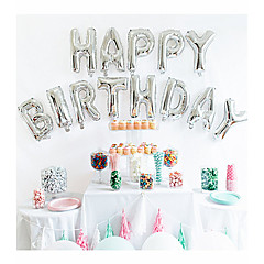 "16"" Beter Gifts®Happy Birthday Balloons"
