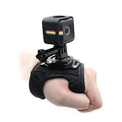 tanie Akcesoria do GoPro-Paski na rękę Non-Slip Odporne na zarysowania Anti-Wear 3D Elastyczny Dla Action Camera Polaroid Cube Camping & Turystyka Piesze
