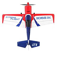 """RC מטוס WL Toys A430 4CH 2.4G ק""""מ / ח מוכן לשימוש חשמלי ללא מברשת"""