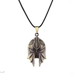 voordelige -Heren Dames Geometrische vorm Gepersonaliseerde Religieuze sieraden Uniek ontwerp Logostijl Hangende stijl Vintage Euramerican Opvallende