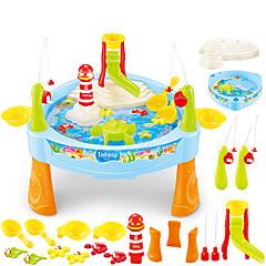 preiswerte -Angeln Spielzeug Spielzeuge Magnetisch Extra Groß Elektrisch Kunststoff Kinder Stücke