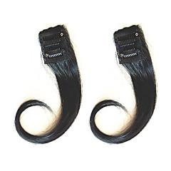billiga Peruker och hårförlängning-Uniwigs 3.5x4 Stängning Rak / Klassisk Fria delen Remy-hår Dam Dagligen