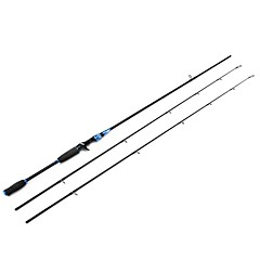 cheap Fishing Rods-Fishing Rod Casting Rod Carbon Fiber 210, 240 cm Sea Fishing Bait Casting Spinning Jigging Fishing Freshwater Fishing Other Bass Fishing
