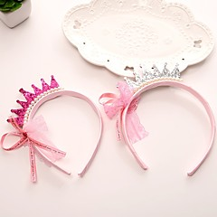 cheap Wigs & Hair Pieces-The New Tree Leaves the First Hoop Hair Hoop Baroque Gold Bride Headdress Hair Ornaments 1pcs