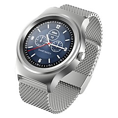 tanie Inteligentne zegarki-Inteligentny zegarek R1 na Android iOS Bluetooth 2G Sport Wodoodporny Pulsometry Ekran dotykowy Długi czas czuwania Krokomierz Powiadamianie o połączeniu telefonicznym Pilot Rejestrator aktywności