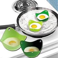 baratos Utensílios de Ovo-Silicone Alta qualidade para ovos Utensílios de Ovo