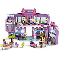 tanie Klocki magnetyczne-Klocki Dom Fun & Whimsical Dla dziewczynek Zabawki Prezent