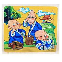 Bildungsspielsachen Holzpuzzle Spielzeuge Haus Zeichentrick andere Cartoon Shaped friut Unisex Stücke