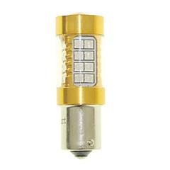 Sencart 1pcs 1156 Ba15s P21W Flashing Bulb Led Car Turn Signal Light Backup Light Bulb Lamps(White/Red/Blue/Warm White) (DC/AC9-32V)