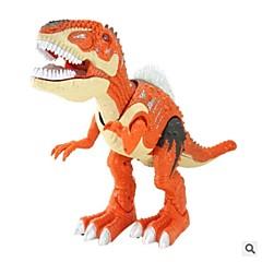 Vzdělávací hračka Animals Action Figures Osvětlení hraček Hračky Tyrannosaurus Dinosaurus Chůze Simulace Chlapecké Dospívající Chlapci 1