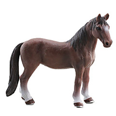 Tiere Actionfiguren Pferd Tiere Teen Silikon Gummi Klassisch & Zeitlos Gute Qualität