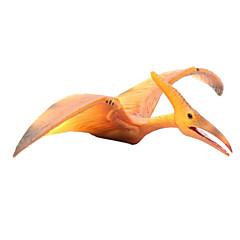 billiga Action- och leksaksfigurer-Djurfigurer Utbildningsleksak Dinosaurie Insekt Djur Simulering Silikon Gummi Pojkar Barn Tonåring Present