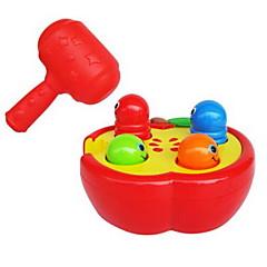 Toy Instruments Lelut Neliö Soittimet Soikea Animal Muovit Hard plastic Pieces Lapset Unisex Lahja