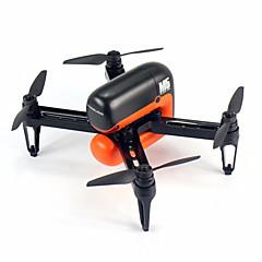 billige Fjernstyrte quadcoptere og multirotorer-RC Drone WINGSLAND M5 4 Kanal 2.4G Med HD-kamera 720P Fjernstyrt quadkopter 1 x RC Quadcopter Fjernstyrt Quadkopter Fjernkontroll 1
