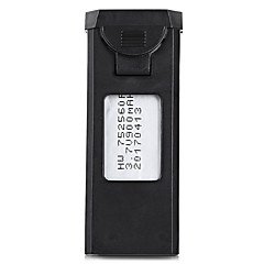 VISUO XS809W Battery batteri 드론 -