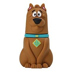 Noul câine de desene animate usb2.0 32gb flash drive u stick de memorie de disc