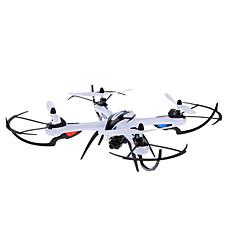 billige Fjernstyrte quadcoptere og multirotorer-RC Drone JJRC H16-1 4 Kanal 2.4G Med HD-kamera 5.0MP 500 Fjernstyrt quadkopter Flyvning Med 360 Graders Flipp Fjernstyrt Quadkopter