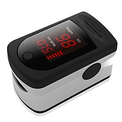 cheap Personal Care Electronics-Acurio Portable Multi-function Special Design Swivel Screen Easy Carrying LED  Fingertip Pulse Oximeter AS-301L