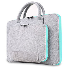 cheap Laptop Bags-Wool Felt Computer Bag Laptop Bag Blanket Liner Bag for 13 inch Laptop