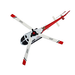 Wltoys V931 6ch 2.4g Brushless 3 Blade As350 Scale Lama Flybarless Rc Helicopter RTF 3D 6G Gyro Plane Toy
