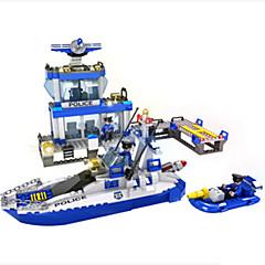 tanie Klocki magnetyczne-Klocki Statek Fun & Whimsical Dla chłopców Zabawki Prezent