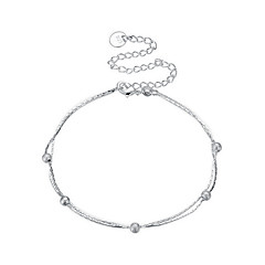 Žene Kratka čarapa/Narukvice Glina Osnovni dizajn Circle Shape Jewelry Za Party Kauzalni