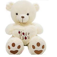 צעצועים ממולאים בובות כרית ממולאת צעצועים Rabbit Bear לא מפורט חתיכות