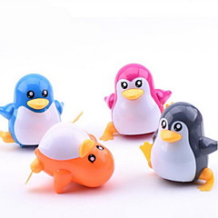 Educatief speelgoed Opwindspeelgoed Speelgoedauto's Speeltjes Pinguïn Dier Kunststoffen Stuks Niet gespecificeerd Geschenk