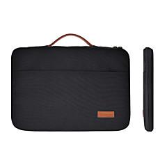 dodocool 13-13,3 inch laptop nylon rits hoesje ultrabook draagtas notebook beschermende tas