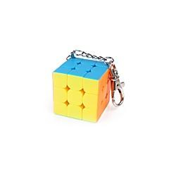 tanie Kostki Rubika-Kostka Rubika Mini 3*3*3 Gładka Prędkość Cube Magiczne kostki Gadżety antystresowe Puzzle Cube Kwadrat Prezent Dla obu płci