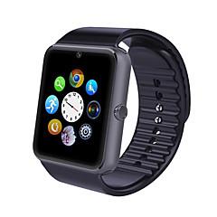 tanie Inteligentne zegarki-Inteligentny zegarek YYGT08 na Android iOS Bluetooth Sport Ekran dotykowy Spalonych kalorii Długi czas czuwania Odbieranie bez użycia rąk Powiadamianie o połączeniu telefonicznym Rejestrator / 0.3 MP