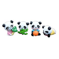 액션 피규어&인형 장난감 오리 곰 동물 팬더 DIY 가구 상품 규정되지 않음 조각