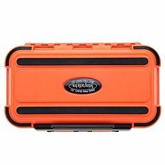 billige Fiskegrejer Kasser-Fiskegrejer Kasser Utstyrskasse Utstyrskasse Vanntett Plast 16.5 cm*3 1/3 tommer (ca. 8.5 cm)*5 cm