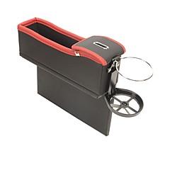 povoljno -Oganizeri za auto Storage Boxes Koža Za Univerzális Sve godine Svi modeli