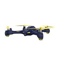 billige Fjernstyrte quadcoptere og multirotorer-RC Drone H507A 4 Kanal Med 720 P HD-kamera Fjernstyrt quadkopter Høyde Holding En Tast For Retur Hodeløs Modus Med kamera Fjernstyrt