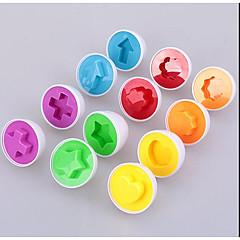 Bausteine für Geschenkbausteine Plastikspielzeug