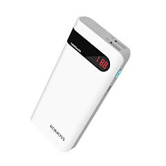 10400mAh strømbank eksternt batteri 5 Batterilader Overladningsbeskyttelse Overbelastningsbeskyttelse Kortslutningsbeskyttelse Overstrøm