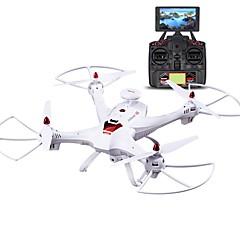 RC Drone X183 4 Kanal 6 Akse 5.8G Med 720 P HD-kamera Fjernstyrt quadkopter Høyde Holding FPV En Tast For Retur Hodeløs Modus Etter Mode