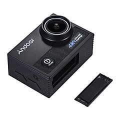 cheap Sports Action Cameras-AN5000 4608 x 3456 1280 x 720 3648 x 2736 Portable 24fps 5x 2 CMOS 64 GB H.264 English Burst Mode Time-lapse 30 M