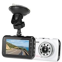 K4680 1080p 170 grader Bil DVR K4680 3 Tommer LED Dash CamforUniversel Night Vision