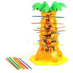 Brinquedos Brinquedos Macaco Jogos para pais e filhos Não Especificado Peças