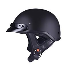 ハーフヘルメット 堅牢性 リラックスフィット 耐久性 オートバイのヘルメット