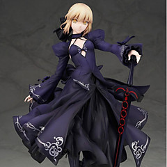 halpa -Anime Toimintahahmot Innoittamana Fate/stay night Saber PVC CM Malli lelut Doll Toy