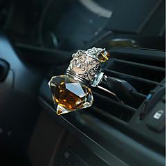 billiga Luftrenare till bilen-bil luft utlopp grill parfym diamant parfym bil luft luftrenare