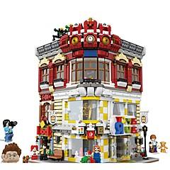 Bausteine Spielzeuge Berühmte Gebäude Architektur Stücke Unisex Geschenk