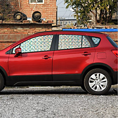 Kjøretøy Solskjermer og visirer til bilen Bilvisere Til Suzuki Alle år S-Cross Aluminium