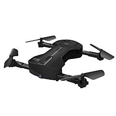 billige Fjernstyrte quadcoptere og multirotorer-RC Drone SHR / C SH6 4 Kanaler 6 Akse 2.4G Med HD-kamera 0.3MP Fjernstyrt quadkopter FPV / En Tast For Retur / Hodeløs Modus Fjernstyrt Quadkopter / Fjernkontroll / Kamera / Sveve