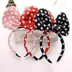 billiga Peruker och hårförlängning-barn hårband hårprydnader alice blommor slips handgjorda grossister att kartlägga som standard 4pcs