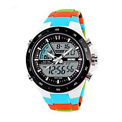 SKMEI -1016 スマートウォッチ 耐水 長時間スタンバイ 目覚まし時計 耐久性 情報 タイミング機能 スリムなデザイン 軽くて便利な タイマー 多機能
